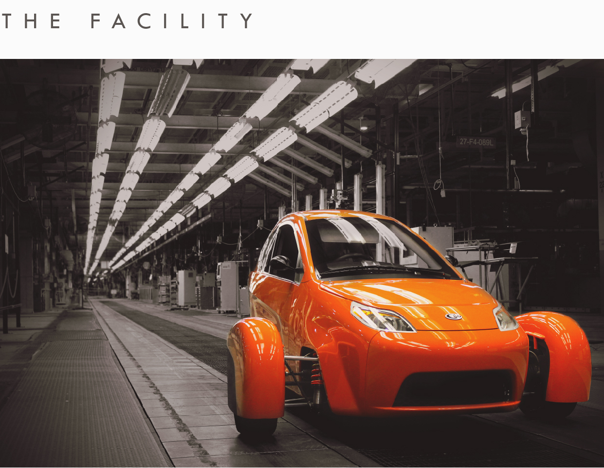 Elio Motors Inc The American Made Two Seater Elio Is Affordable Fuel Efficient And Fun To