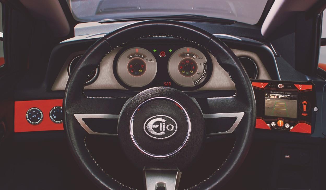 Elio Motors Startengine